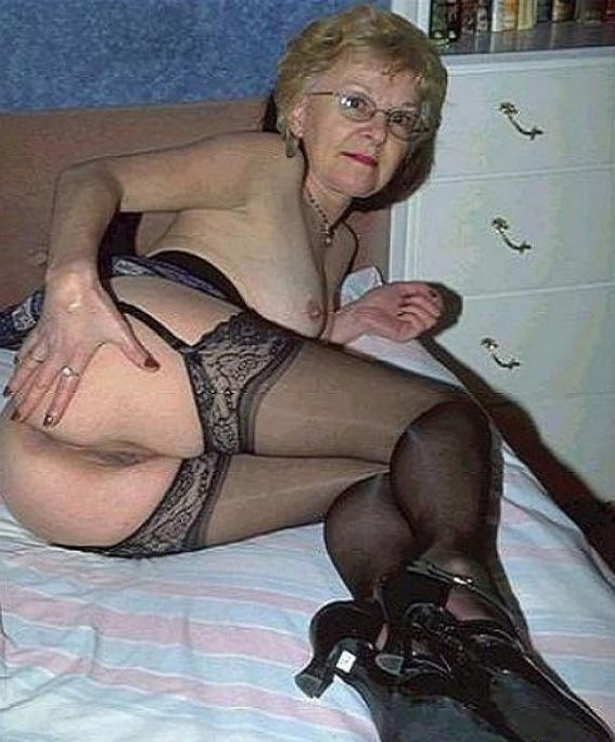 Granny pic sexy Women As