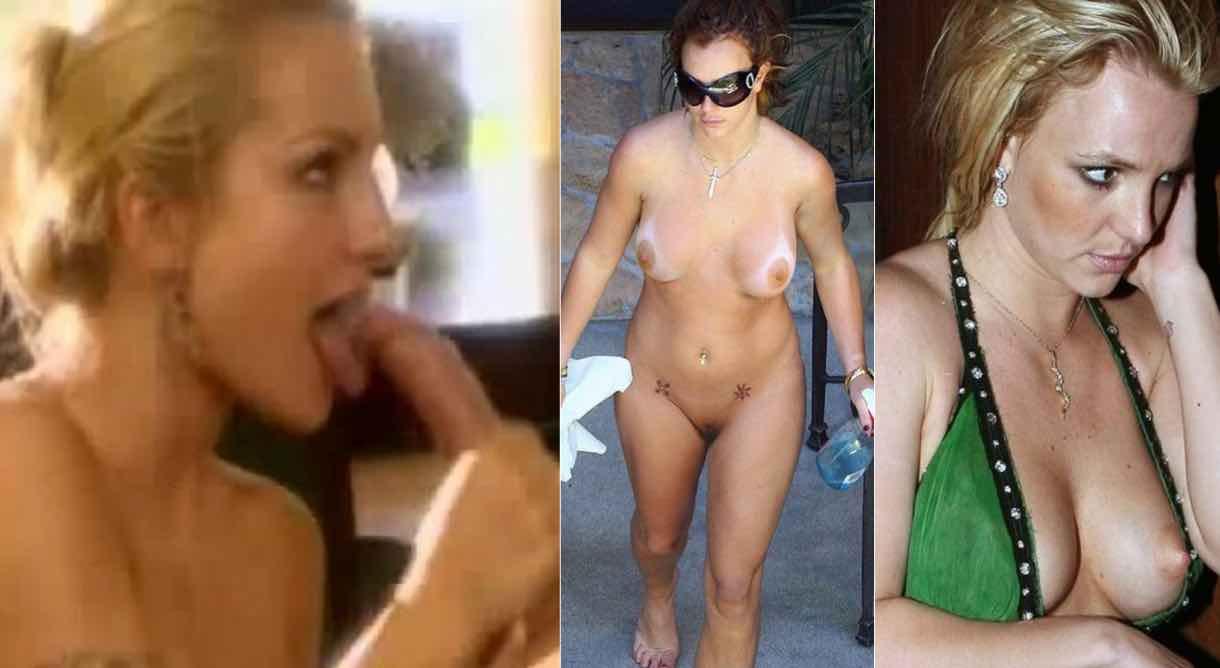 Spears nude
