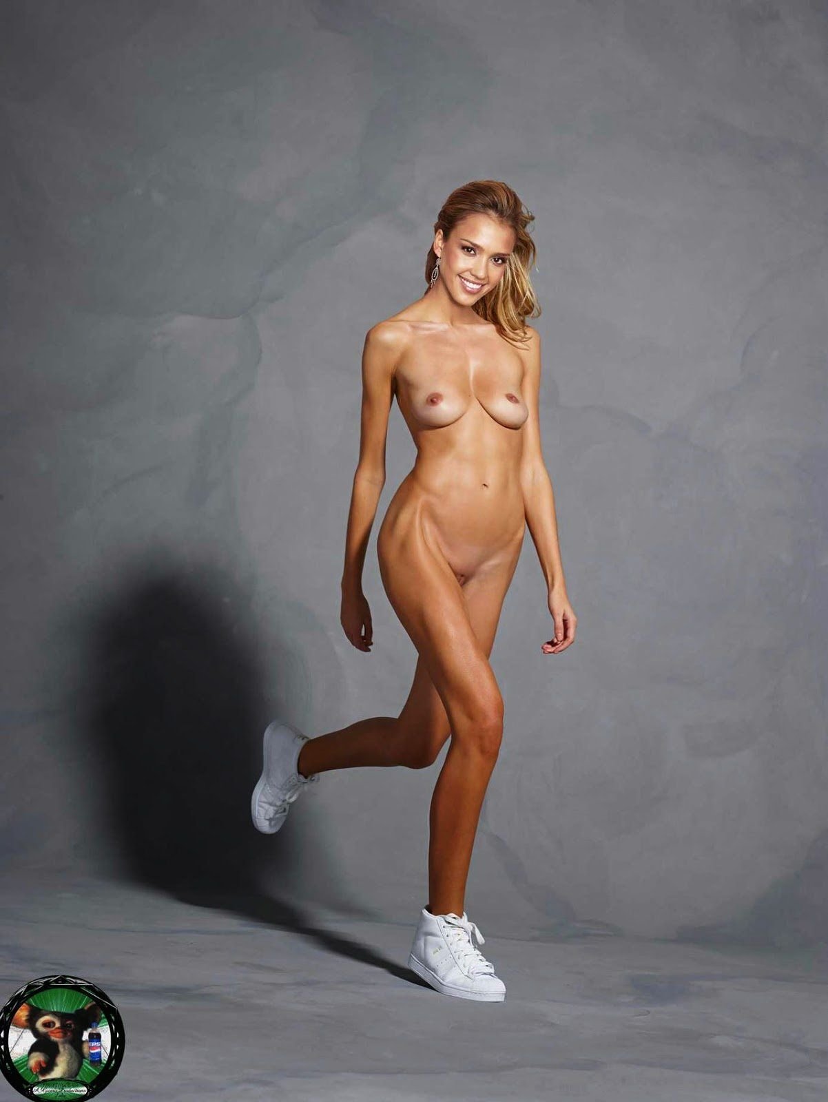 Jessica alba completely nude pictures porn galleries