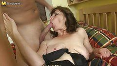 Hairy mom son porn vedio Hairy