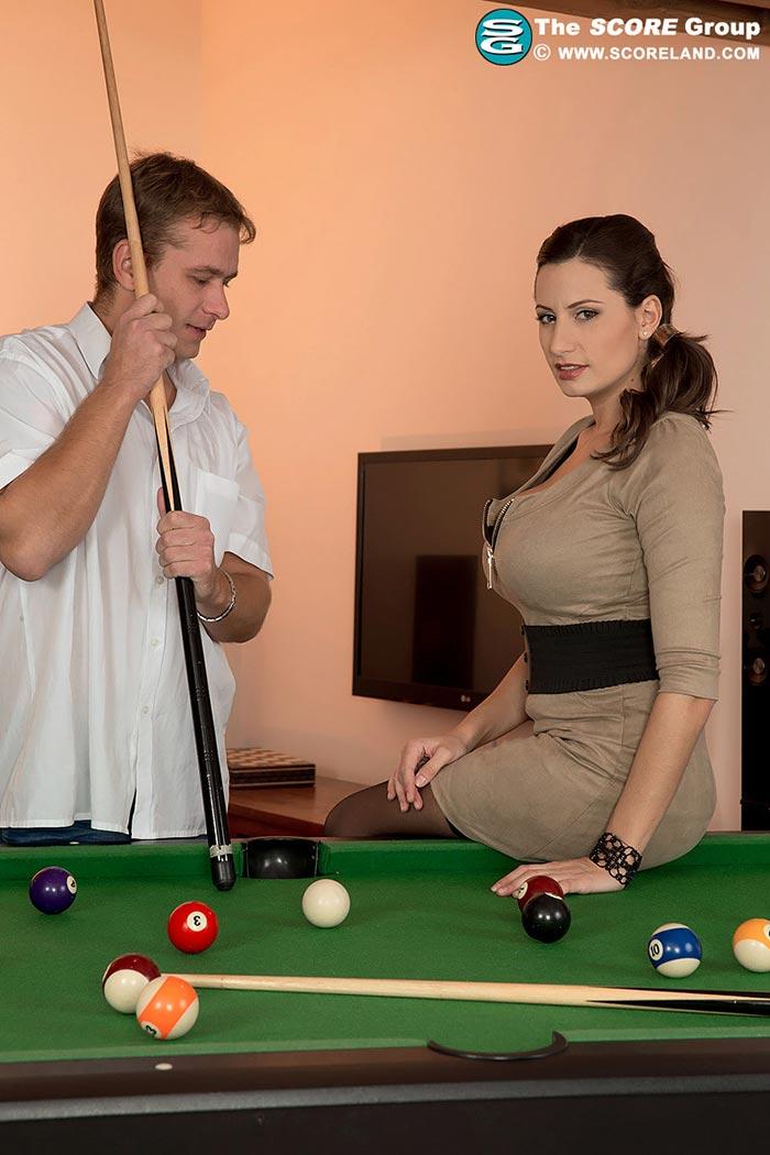 billiard balls in vagina porn