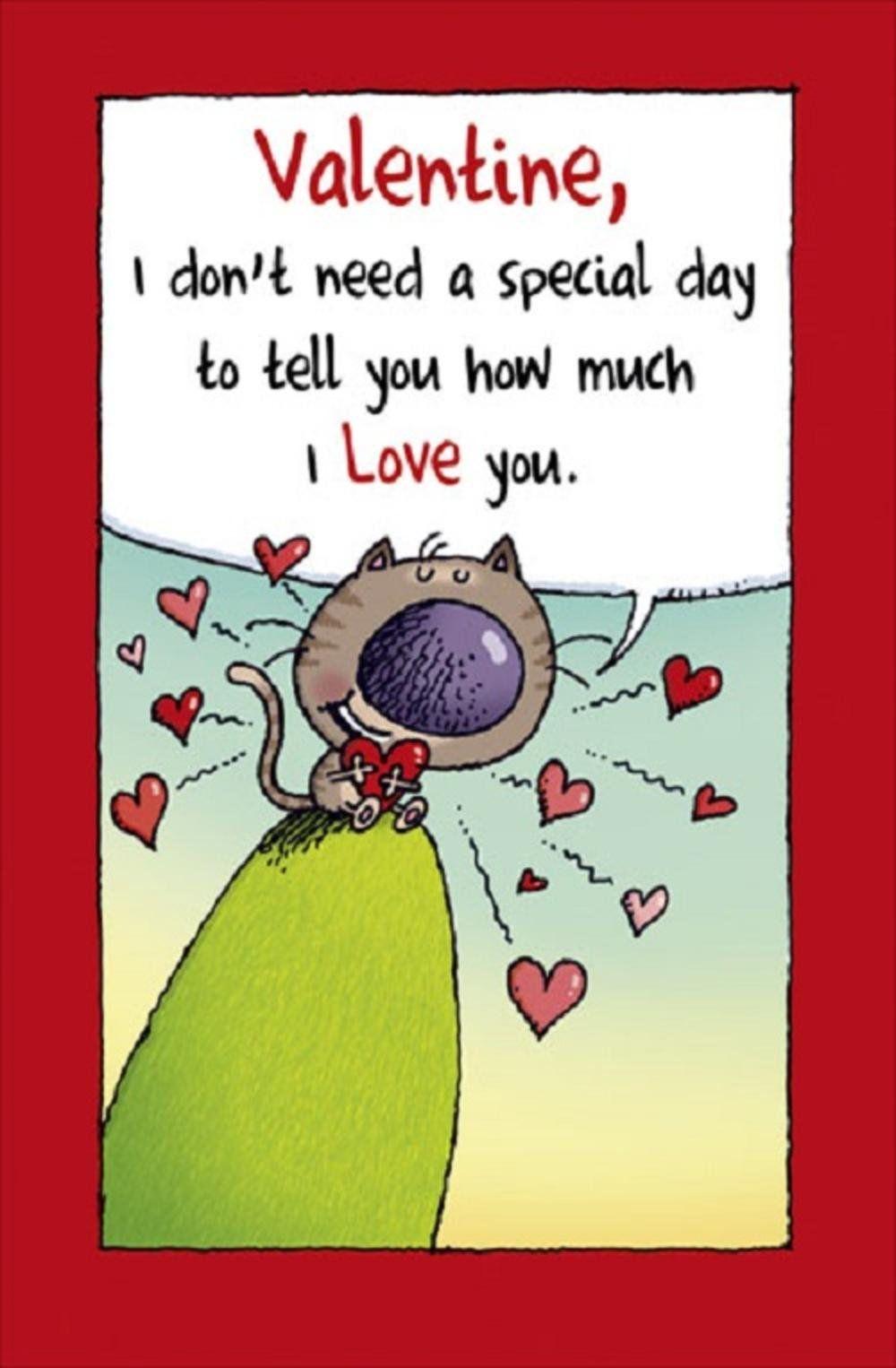 Erotic valentine post card
