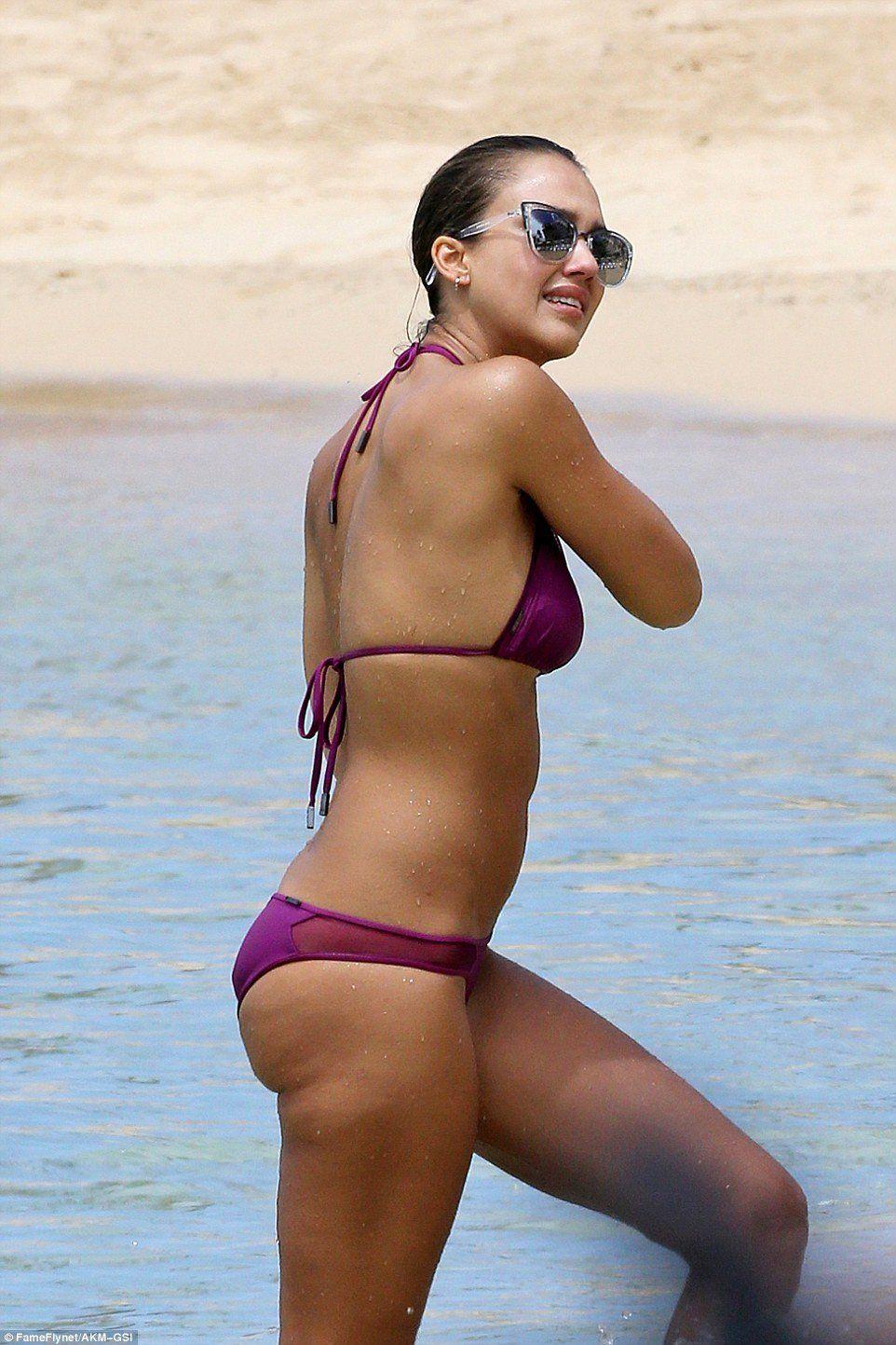 best of Pic Alba bikini jessica