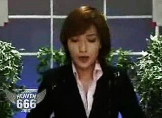 Porn newscasters asian Earlier thought