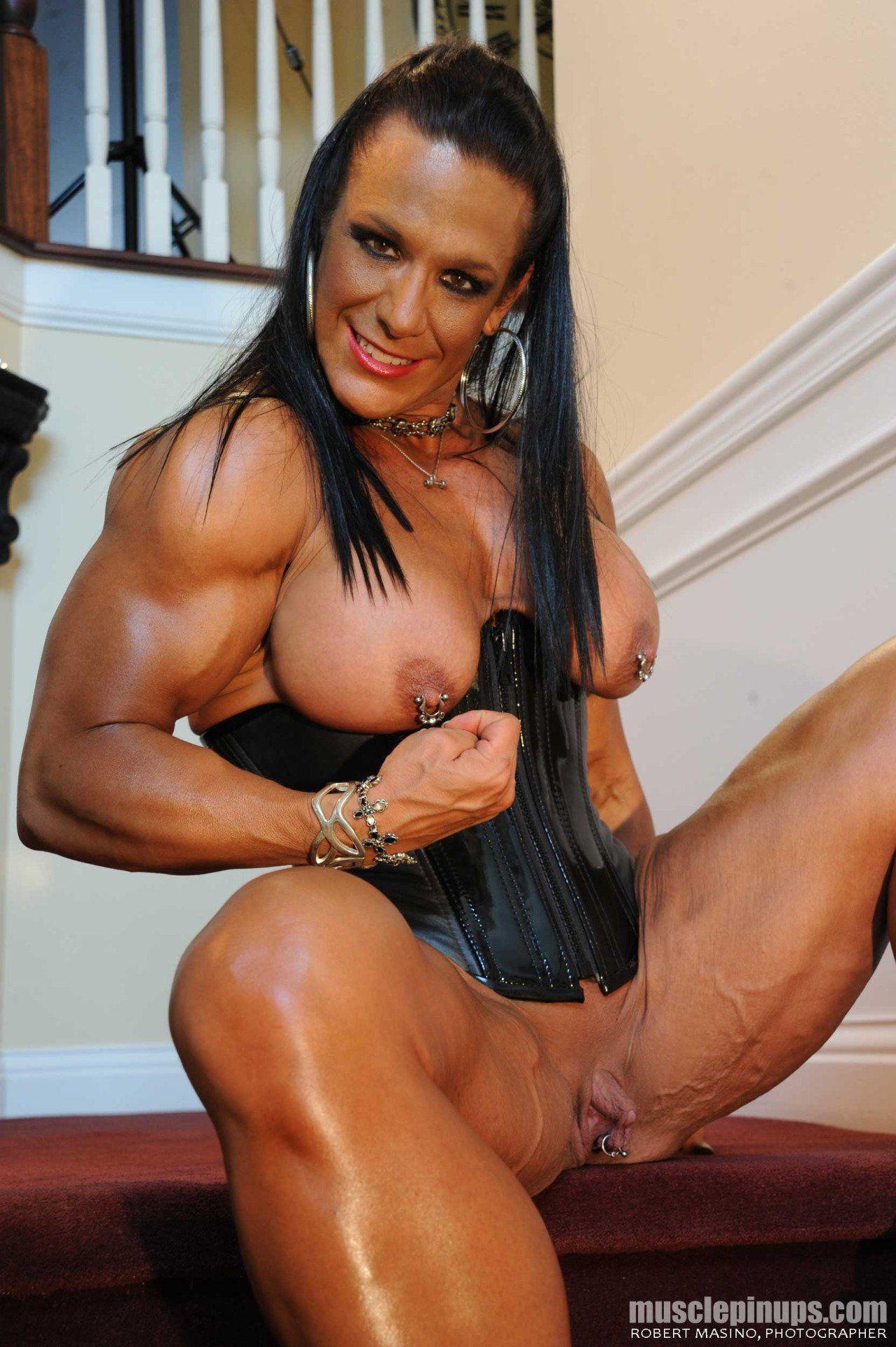 Asian Female Bodybuilder Porn nude female bodybuilding large clitoris - xxx pics.