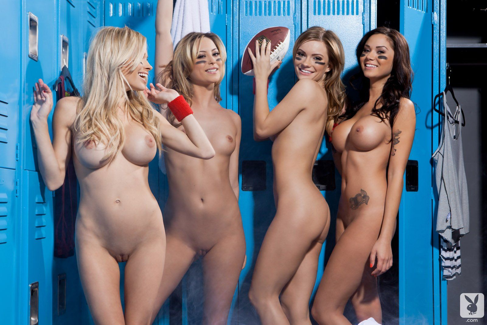 Naked ladies in change rooms images