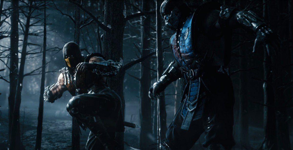 Mortal kombat domination the movie