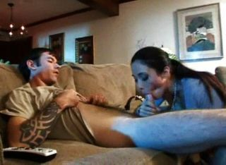 Stepson blowjob gives stepmom good question Certainly