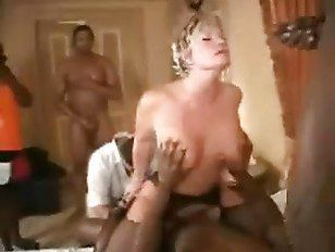 European model GANGBANGED AND CREAMPIE BY ASIAN MEN.