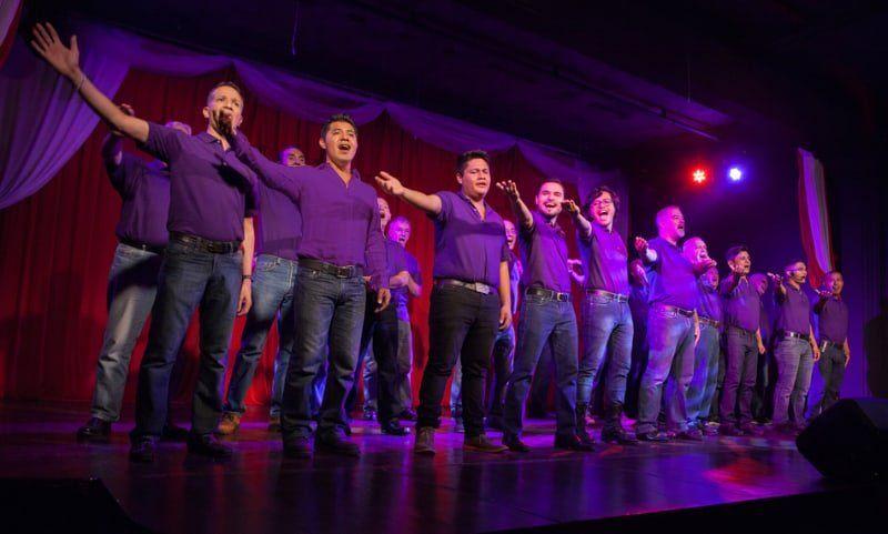 Show a chorus line gay