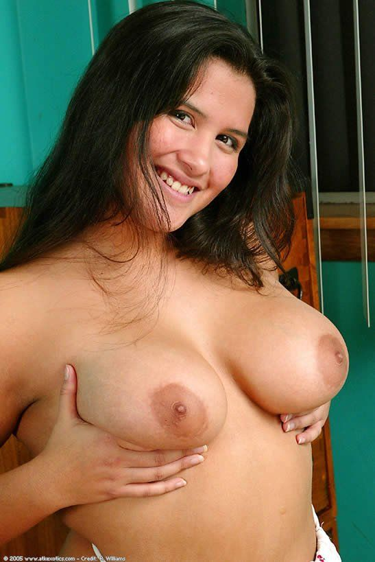 Boobs chunky latina exclusively your opinion