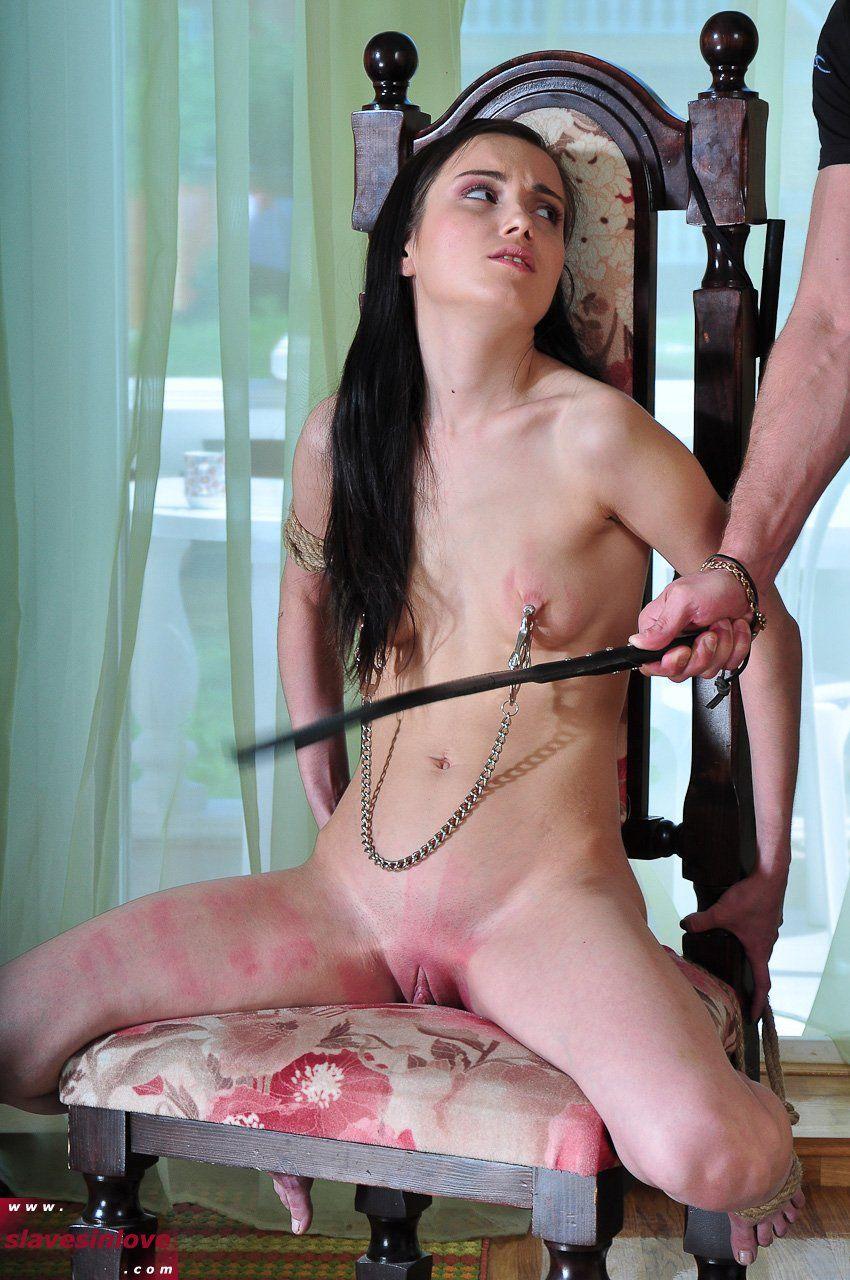 Slave girl fucking