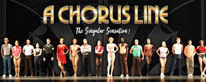 Chip S. reccomend Show a chorus line gay