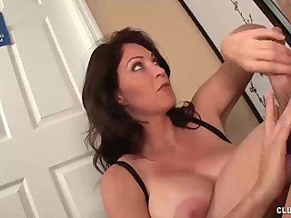 Stepmom big boobs retro handjob tubes