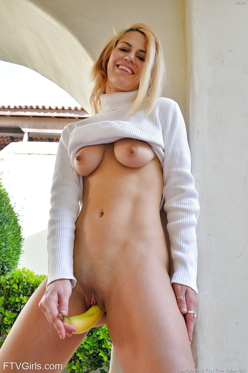 Girls white sexy blonde nude goes beyond all