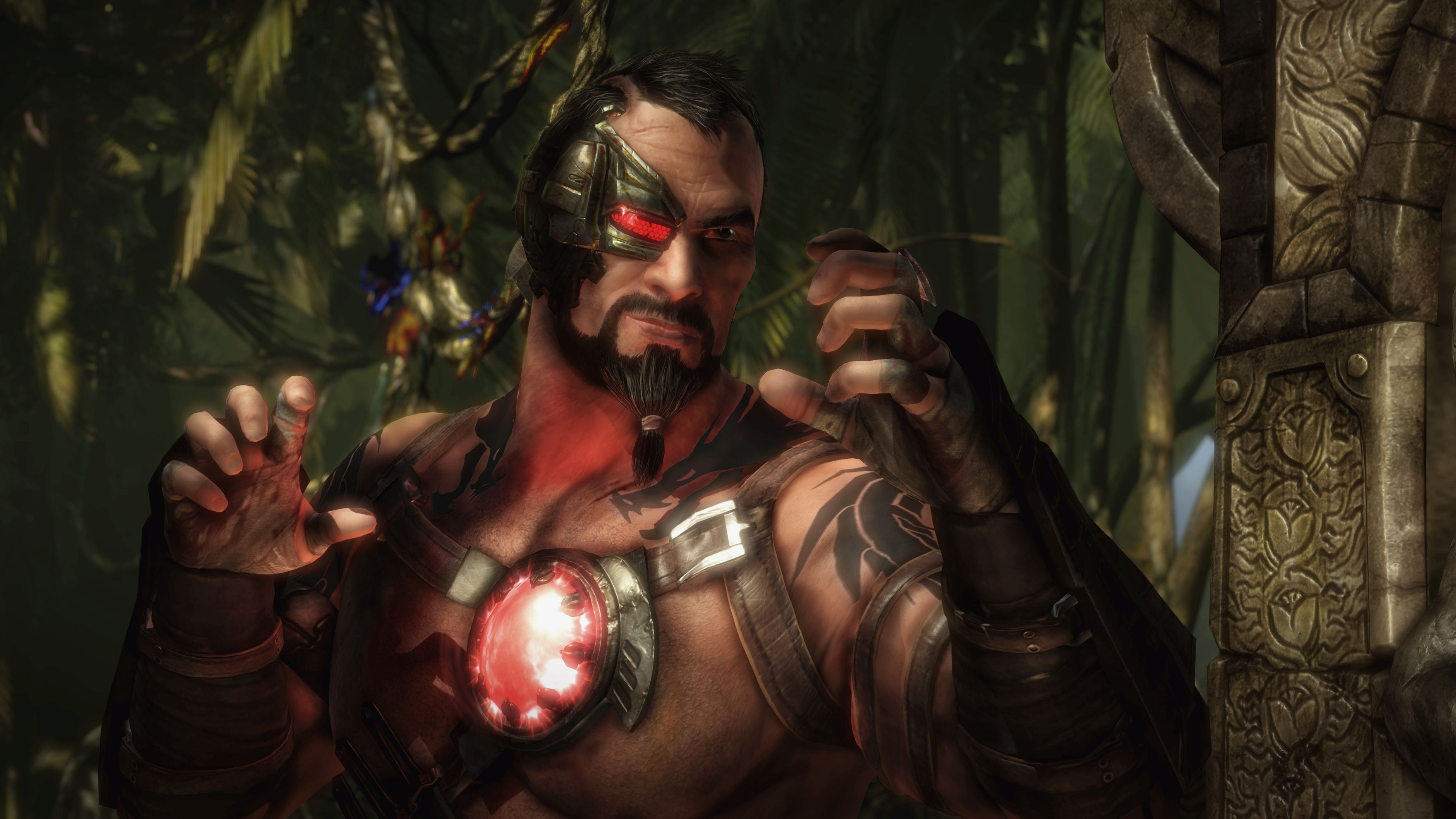 Cinnamon reccomend Mortal kombat domination the movie