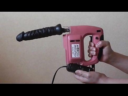 Free sawzall dildo video