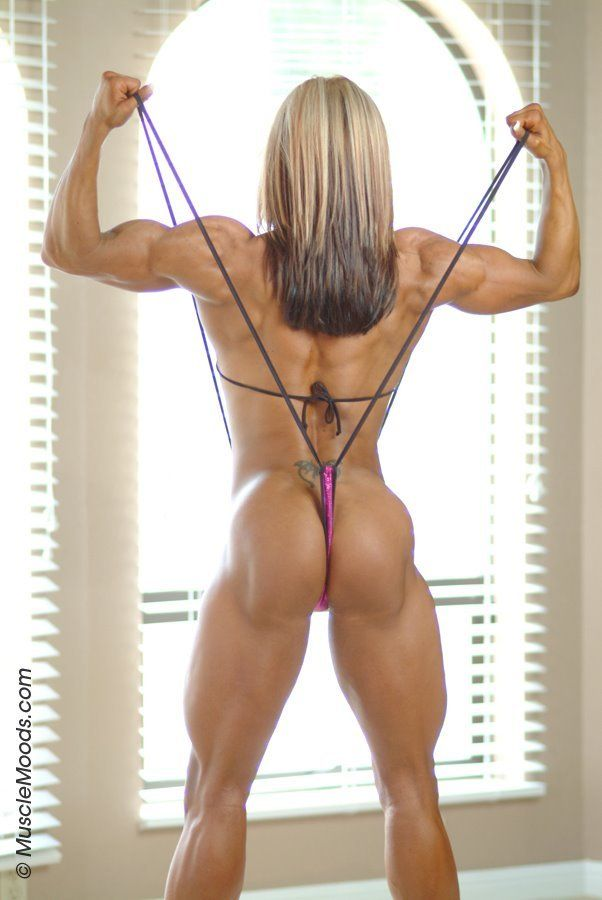 best of With Female great asses bodybuilders