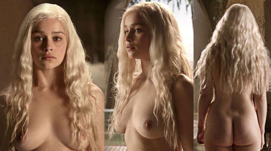 nackt Clarke Emilia 58 Sexy
