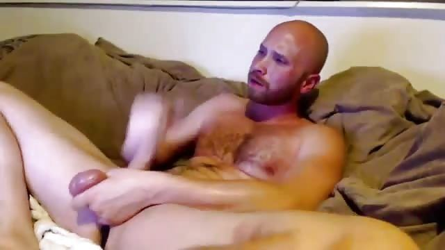 A guy sucking his own dick