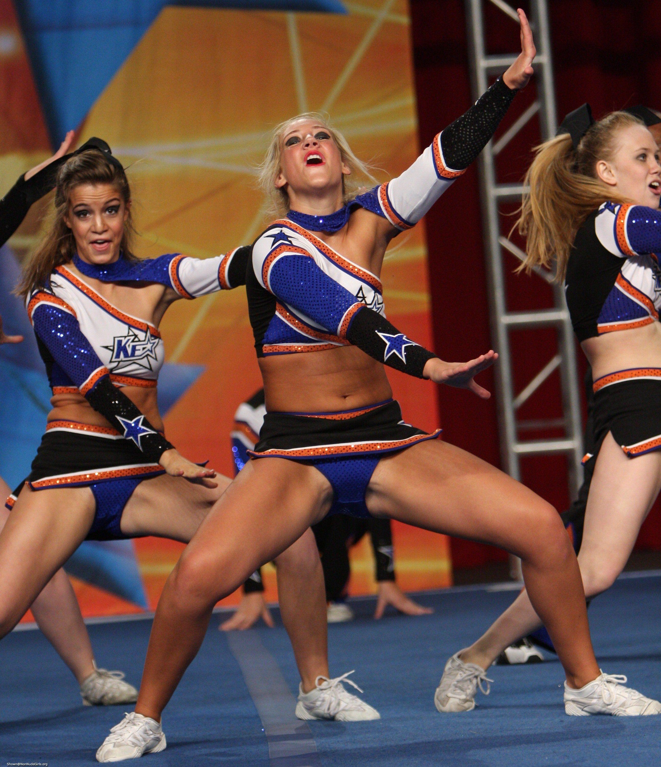 Tin M. reccomend Free upskirt cheerleaders