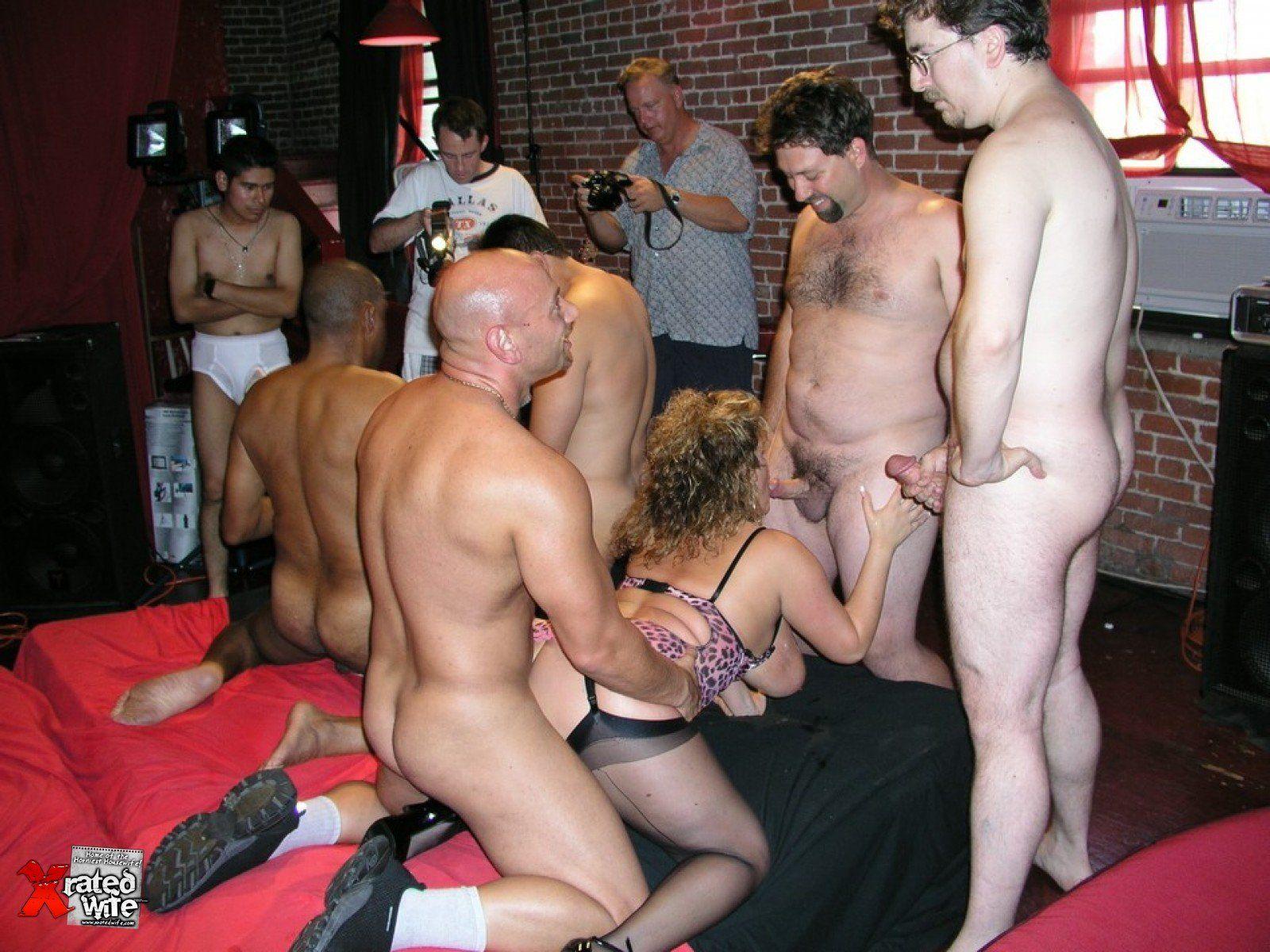 Naked photo adult orgy gangbang sites