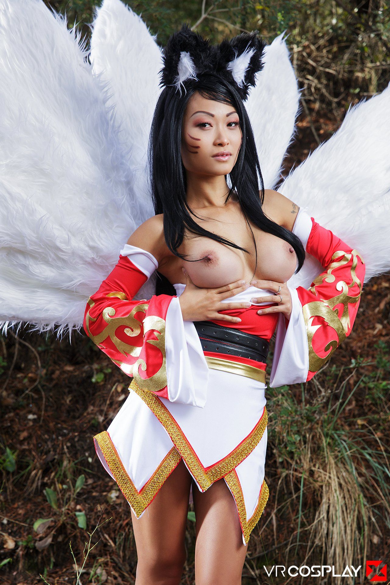 Ump reccomend Ahri porn cosplay
