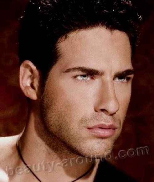 best of Hispanic male models Hot