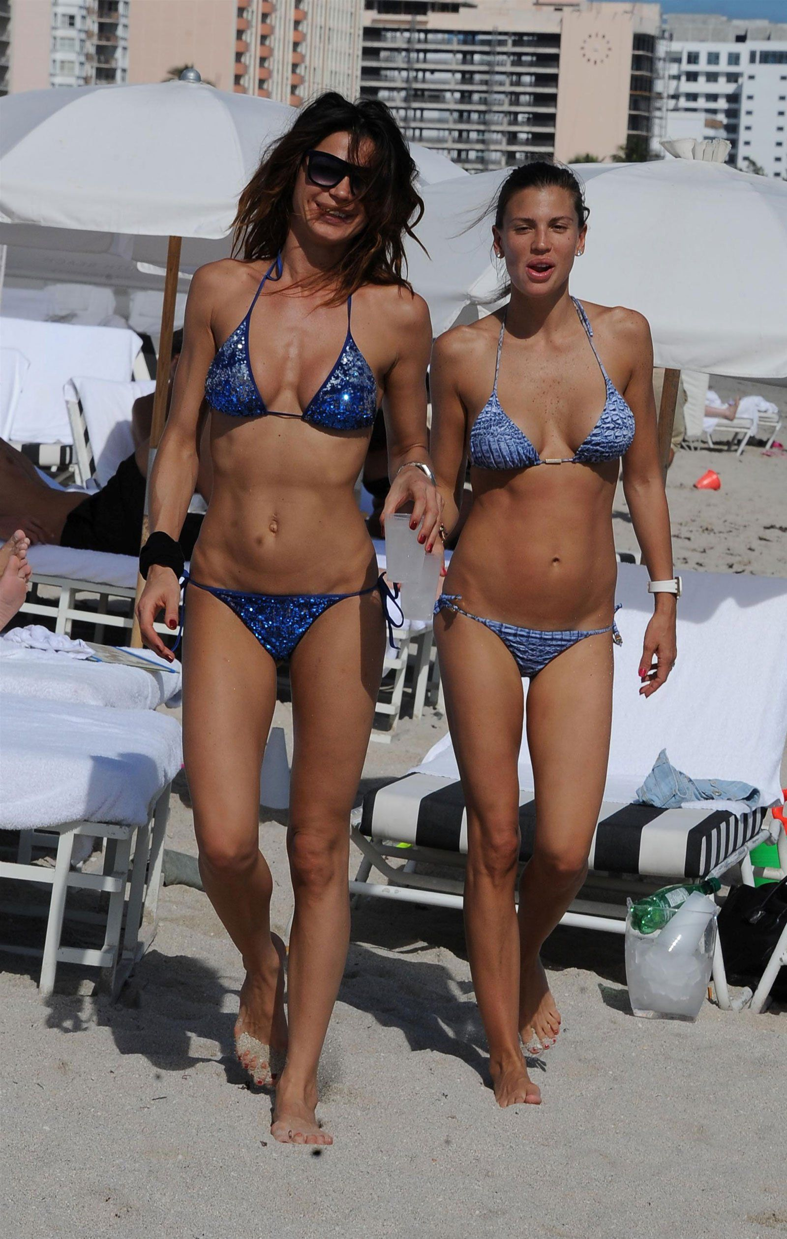 Branford bikini beth well, not