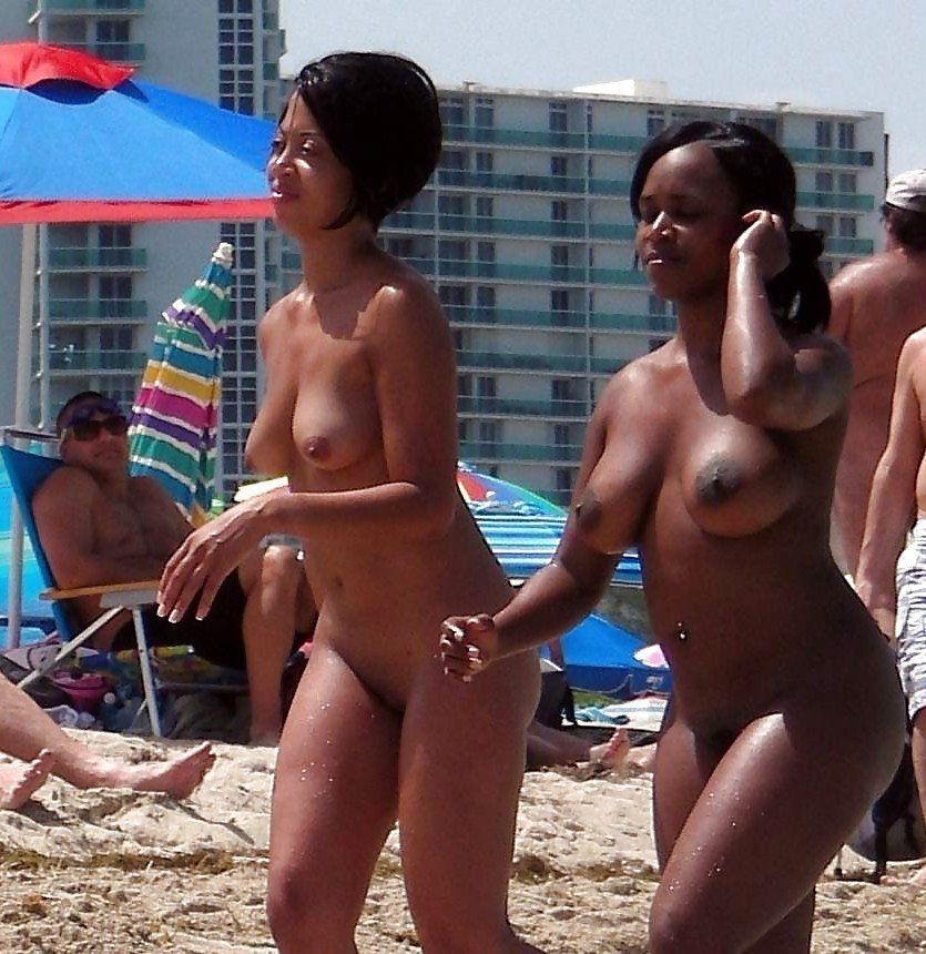 black girls having sex public