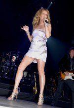 Celine Dion  nackt