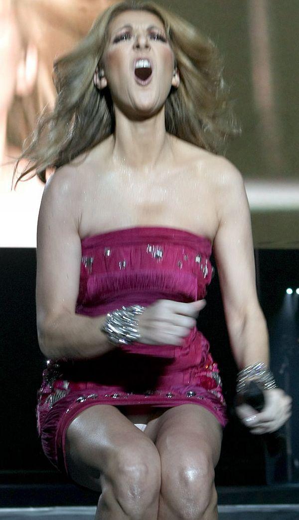 Dion nackt Celine  Cher, 71,