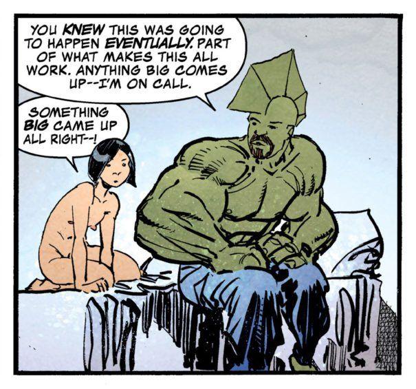 Семь смертных грехов порно комиксы