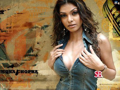 Chopra clip mms mona nude
