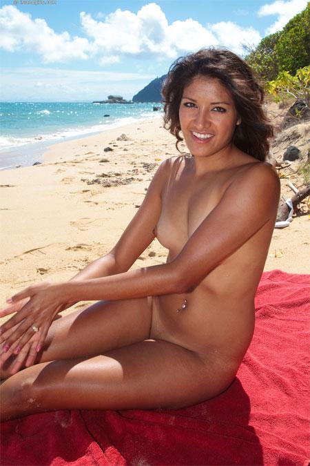 best of Nude woman Hawaiian mature