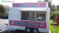 Buster reccomend Hawaiian shaved ice building craigs list