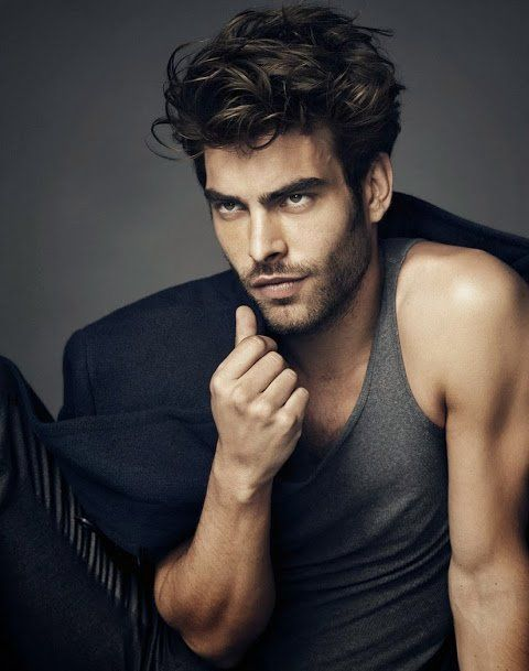 Hot hispanic male models