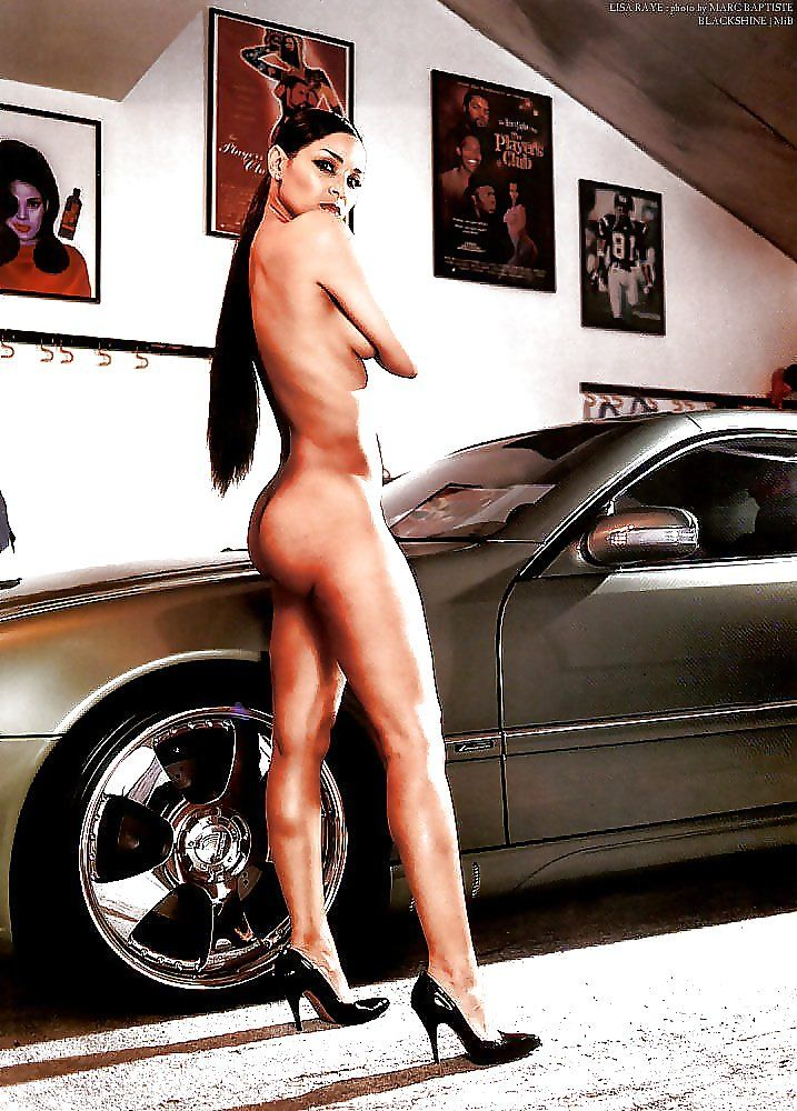 Lisa raye nude leaked photos