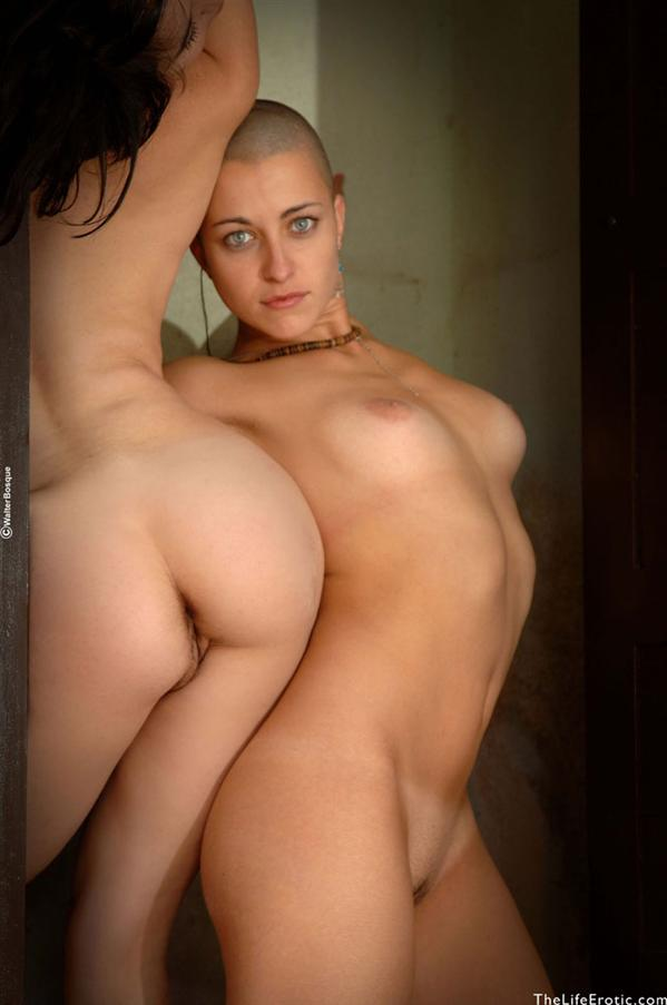Simply girl shaved pic head pussy congratulate, you were