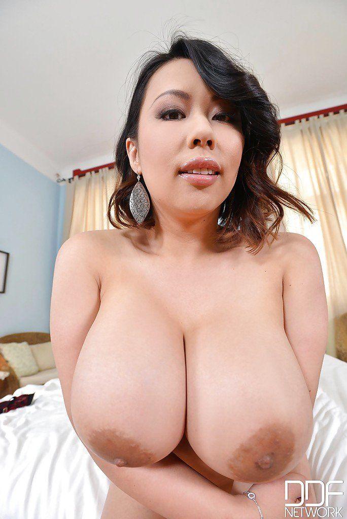 Boobs big nude asian Asian Big