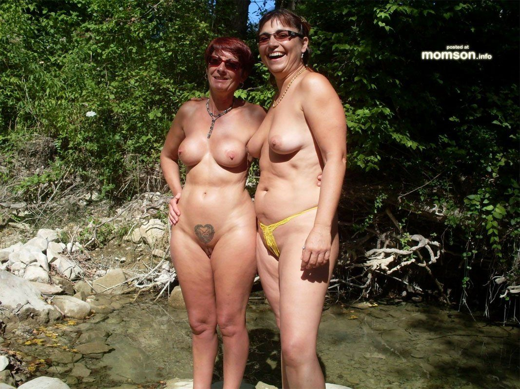 Nude mothers with their daughters sex photo