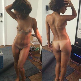 best of Rihana of Nude pic