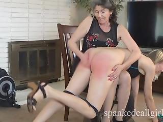 Chef reccomend Nylon milf spank video