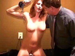 Caught fucking tape wife