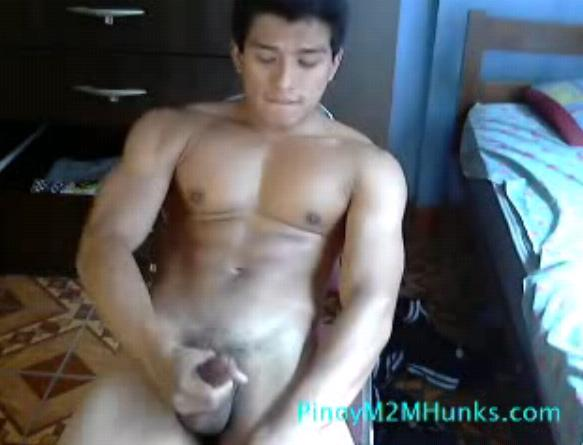 Pilipino man nude photo