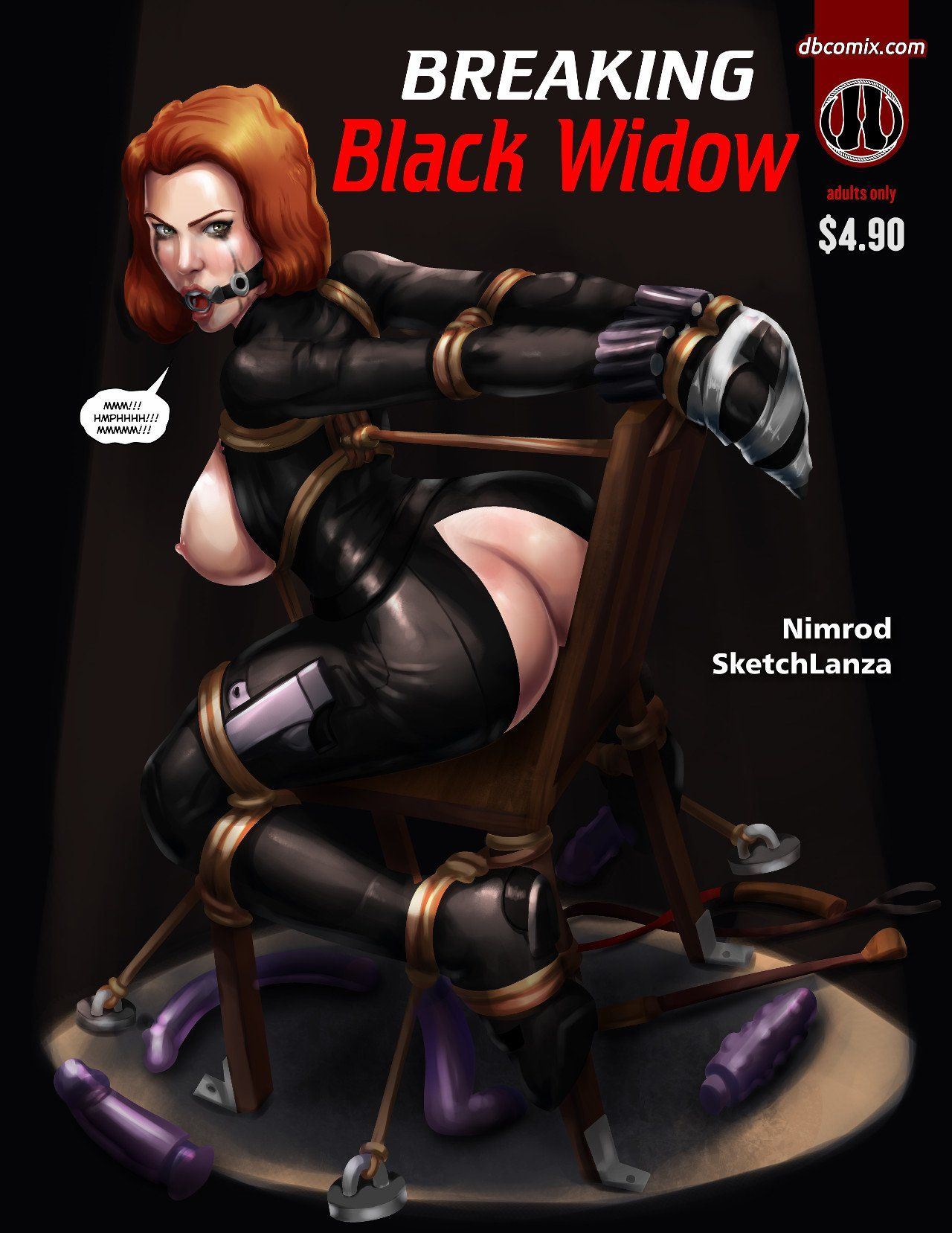 Black Widow Porn