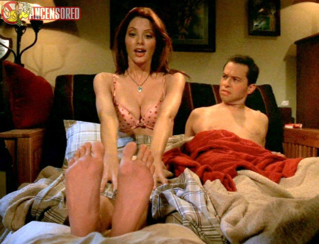 Two and a half men nude