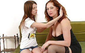 Muffy reccomend Xxx rated mature lesbian videos